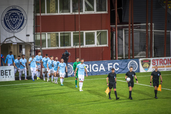 Riga - RFS 1:1 | 29.09.