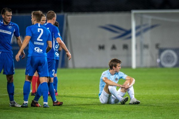 Riga - RFS 0:2 / 30.08.