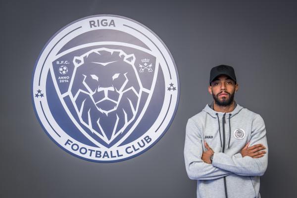 "Gabriels Ramoss kļuvis par ""Riga"" futbolistu"