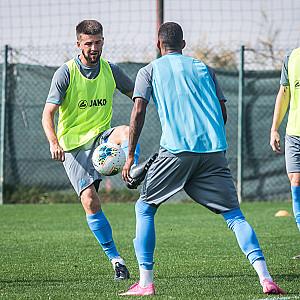 """Rīt otrajā pārbaudes spēlē tiksimies ar """"Krasnodar"""""""