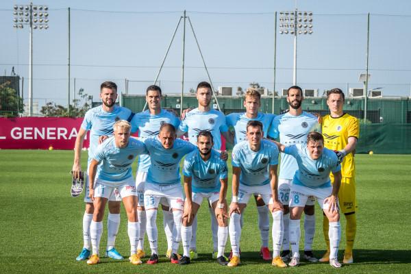 Riga - Krasnodar 0:1 / 27.01