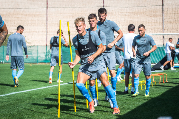 """Tomorrow against Moscow's """"Spartak"""""""