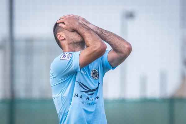 """Spartak"" scores four goals - 0:4"