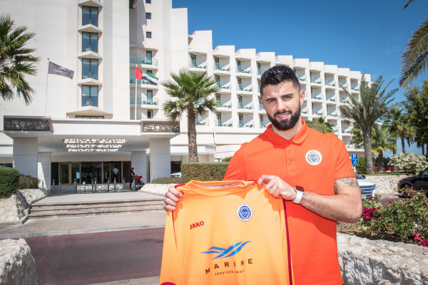 """Riga"" signs Croatian goalkeeper Ivan Brkič"