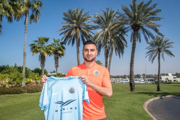 Riga signs Armenian national team midfielder Babayan