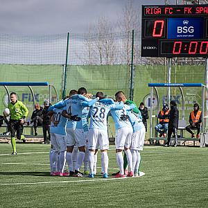 Riga - Spartaks 6:1 | 03.04.