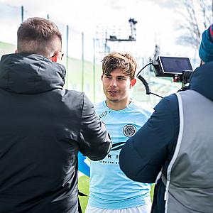 INTERVIJA | Daņila Janovs | Riga - Spartaks 6:1