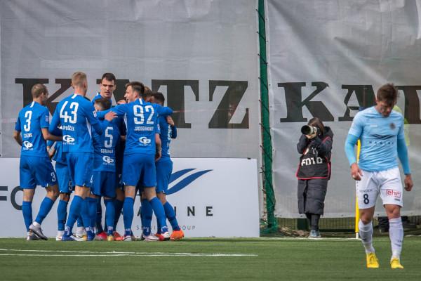 0:3 Rīgas derbijā