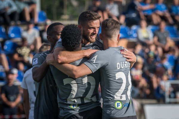 BFC Daugavpils - Riga FC 0:1 / 11.08