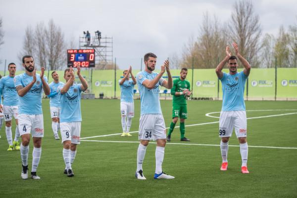 Riga - Ventspils 3:0 | 05.05