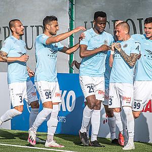 Riga - Spartaks 2:1 | 13.05