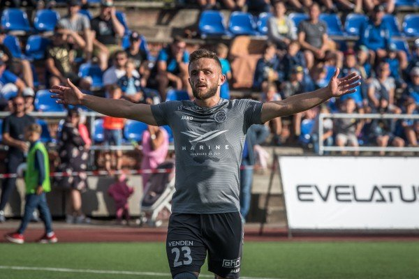 BFC Daugavpils - Riga FC 0:1 (0:1)