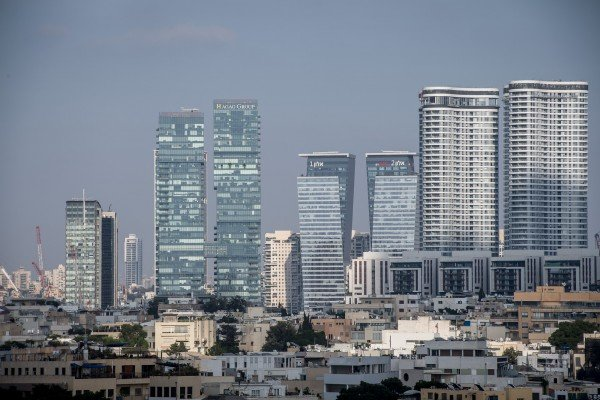 Tel Aviv, press conference and training! The first day in Israel!