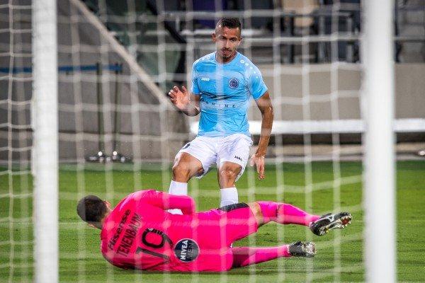 Maccabi Tel Aviv - Riga FC 2:0 (0:0)!