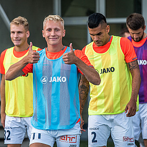 Shkendija - Riga 0:1 | 29.07.