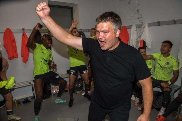 Andra Riherta komentārs pēc uzvaras Maltā!