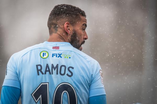 Ramos on loan will play in Brazil