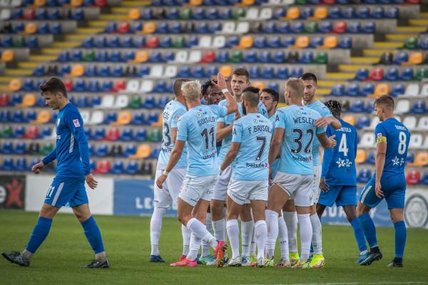 """Riga"" scores seven goals and wins ""Daugavpils"""