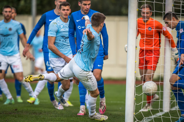 Latvian Cup semifinal loss against RFS